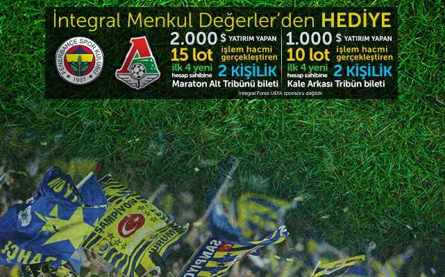 16 Şubat Salı Fenerbahçe - L. Moskova